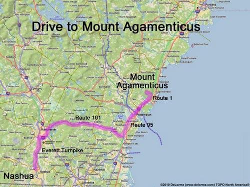 Ring Trail Mt Agamenticus