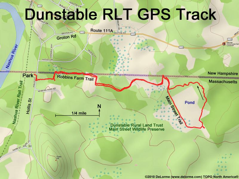 directions to Dunstable Rural Land Trust