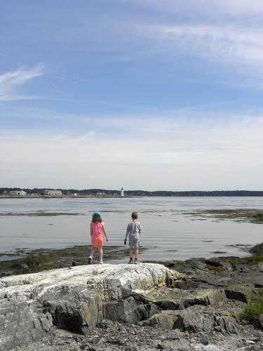 Pictures Of Great Island Common New Castle Nh