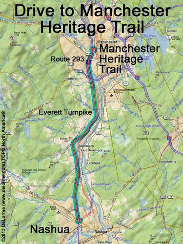 trail manchester