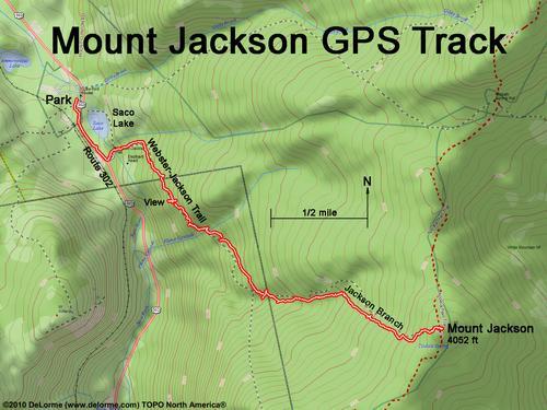 Hike Mount Jackson NH