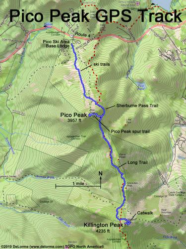 hike Killington Peak VT on ski beech map, pico map, jay peak map, grand targhee map, dorset map, smugglers notch map, boyne highlands map, cambridge map, rupert map, wallingford map, hinesburg town forest map, sipapu map, vermont map, woodstock map, ludlow map, brownsville map, essex map, salisbury map, albany map, steamboat map,