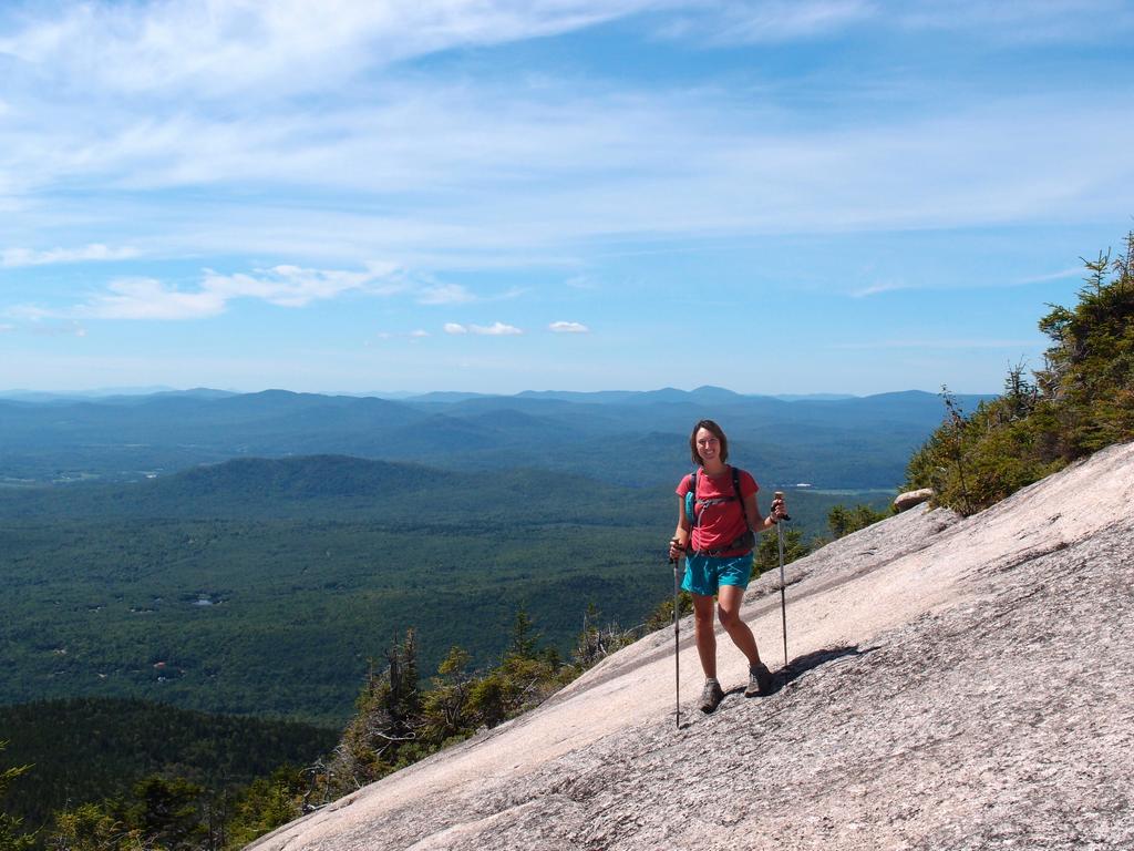 New Hampshire >> hike North Percy Peak NH
