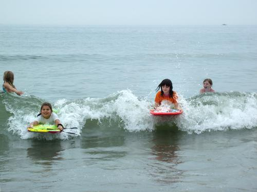 Our group visited wallis sands state beach seacoast nh in july 2009